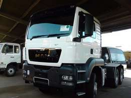 MAN TGS33.400 Prime mover brand new from CMC