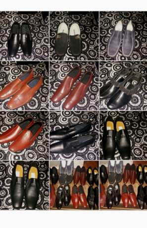 Pure leather shoes Lavington - image 5