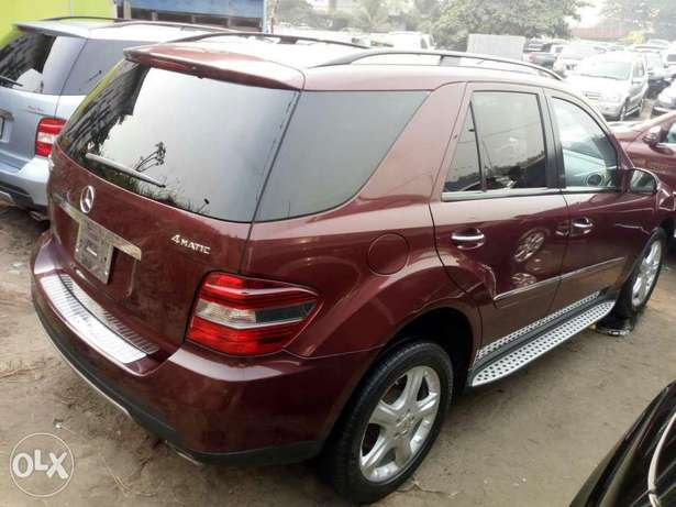 Foreign used 2007 Mercedes Benz Ml350 4matic. Direct tokunbo Lagos Mainland - image 7