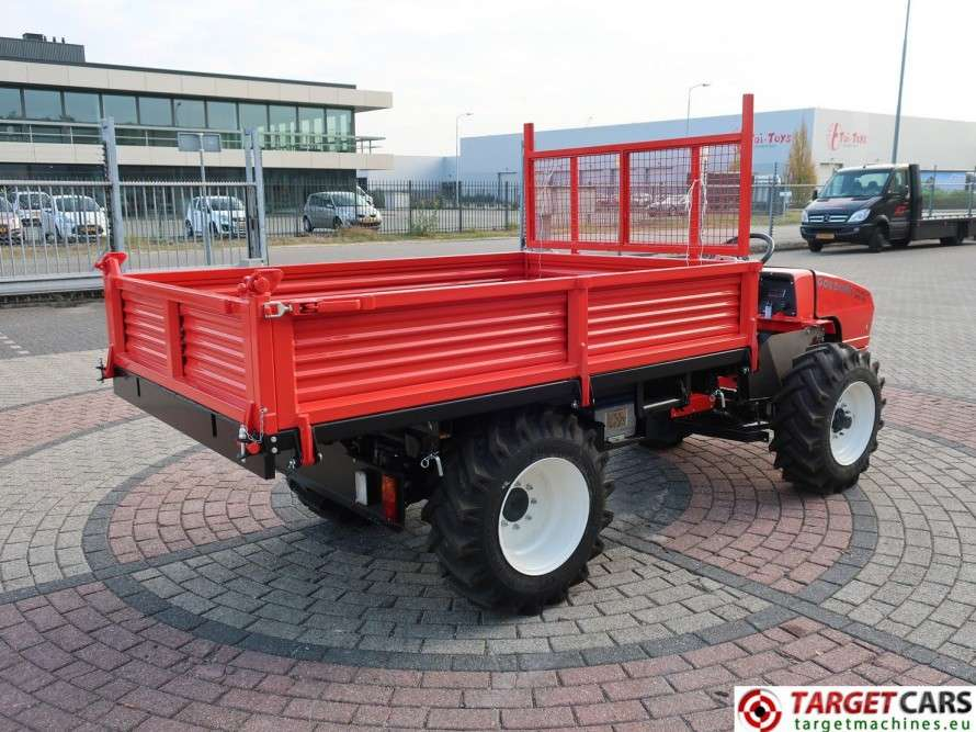 Goldoni Transcar 28RS Utility 4WD Tipper 3-Way Dumper NEW - image 3