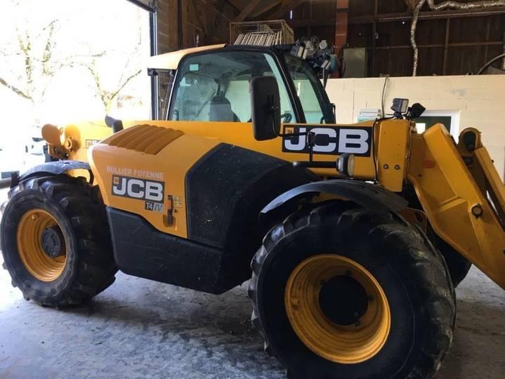 JCB 541-70 agri pro - 2017