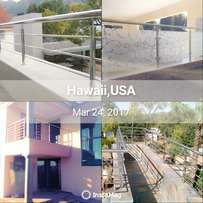 Stainless steel balustrades contact Bright