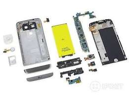 lg smartphone lcds and batteries