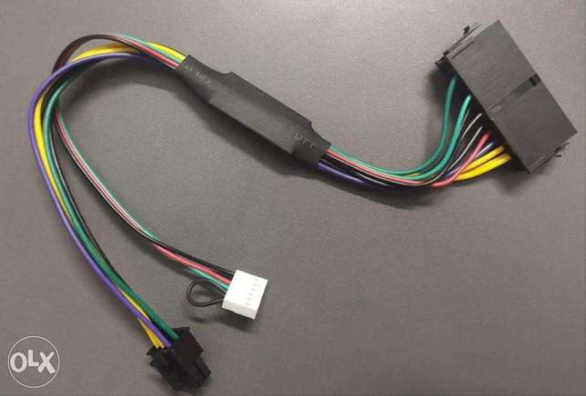 ATX 24pin to 6pin adapter Power cable for HP