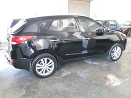 2010 hyundai ix35 in excellent condition.