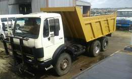 Mercedes-Benz 2628 10 cube tipper