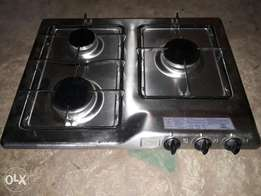 3 burner table gas Cooker with sparker