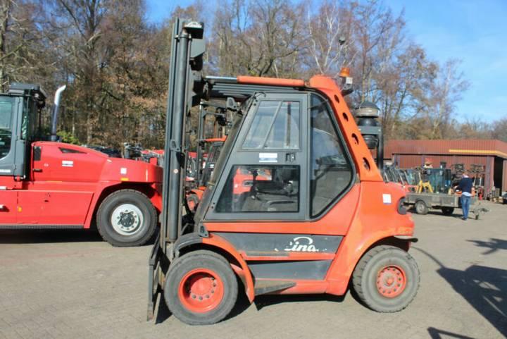 Linde H 70 D , Serie 353 - 2007