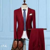 Complete suit and shoes for sale.