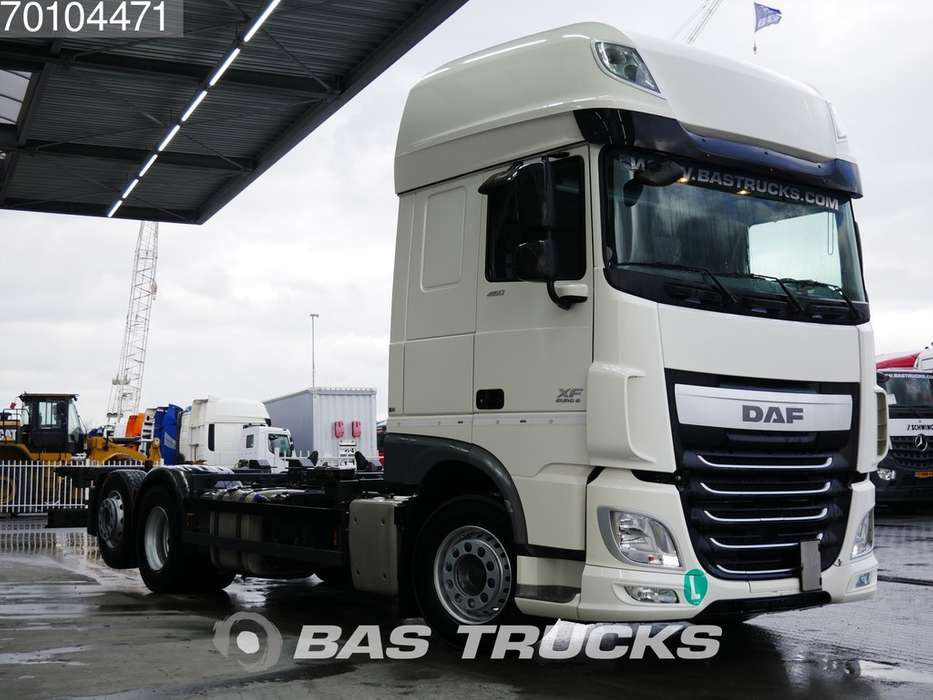 DAF XF 460 SSC 6X2 Intarder Liftachse Euro 6 - 2015 - image 3
