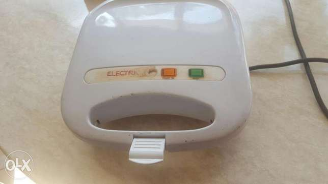 Sandwich electric heater 640 watt