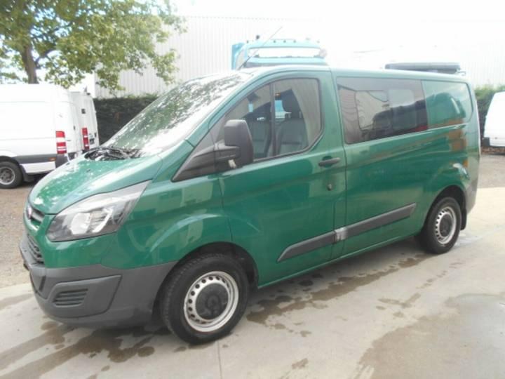Ford Transit Custom 2.2 Tdciu002FKlimau002FTempomatu002FEuro5 - 2013