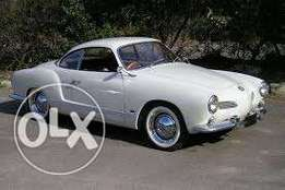 Wanted Vw Karmann Ghia