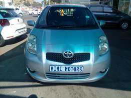Toyota Yaris 1.3 Automatic 2008 Model