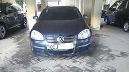 New Volkswagen Golf Variant for sale.