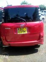 Clean Toyota Sienta for sale.