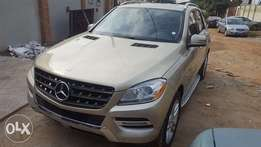 2012 Mercedes Benz 4Matic Toks
