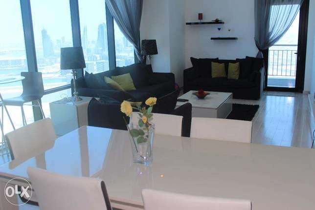 Fantastic 2 BR flat in Seef / Balconiy, Sea view السيف -  2