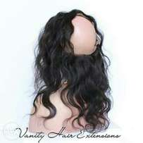 360° Lace Frontal