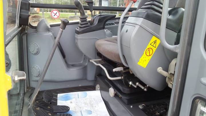 Volvo Ecr88plus - 2011 - image 4