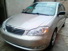 ADORABLE MOTORS; A extremely sharp and sound Toks 06 Toyota Corolla