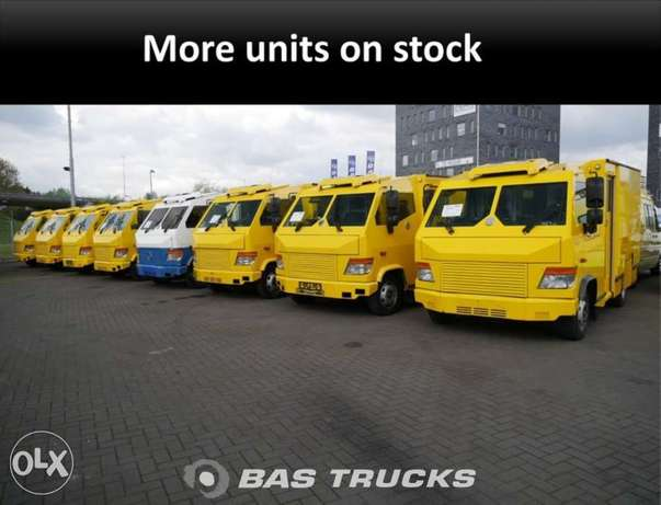 Mercedes 815D Vario - To be Imported Lekki - image 4