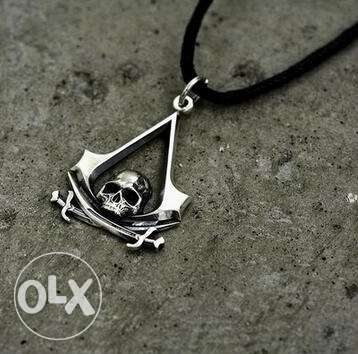 Assassins creed new necklace