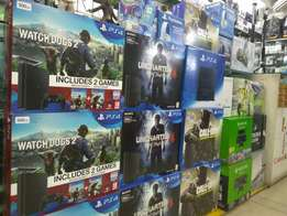 Stock of ps4 xbox ps3 machines in our shop