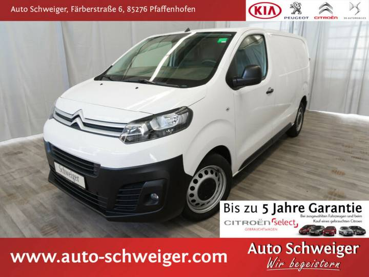 Citroën Jumpy KaWa Business M L2 Klima PTS hinten - 2017