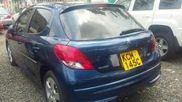 Peugeot 207 that's affordable