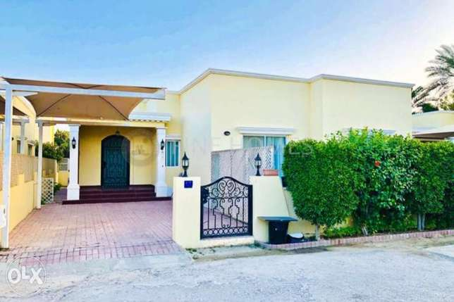 3 bedrooms compound villa with private pool and common facilities
