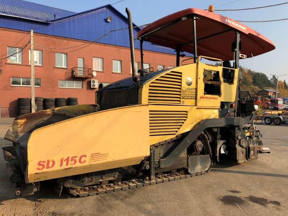 Dynapac Sd115c - 2011