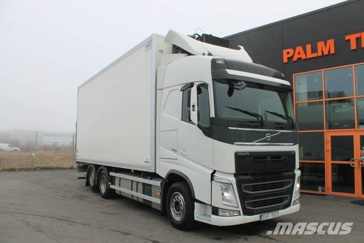 Volvo Fh 6*2 - 2014