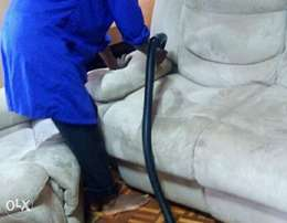 Soft & Clean Home Upholstery Cleaning Services