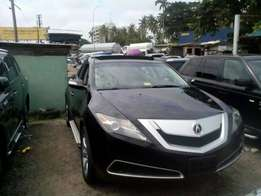 Acura ZDX 2011 model Neat jeep