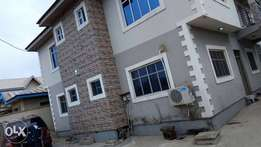 Room and Parlour Self Contain at Oluyole Extension. Ibadan