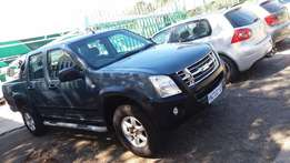 2009 Isuzu KB240le Double Cab for sale