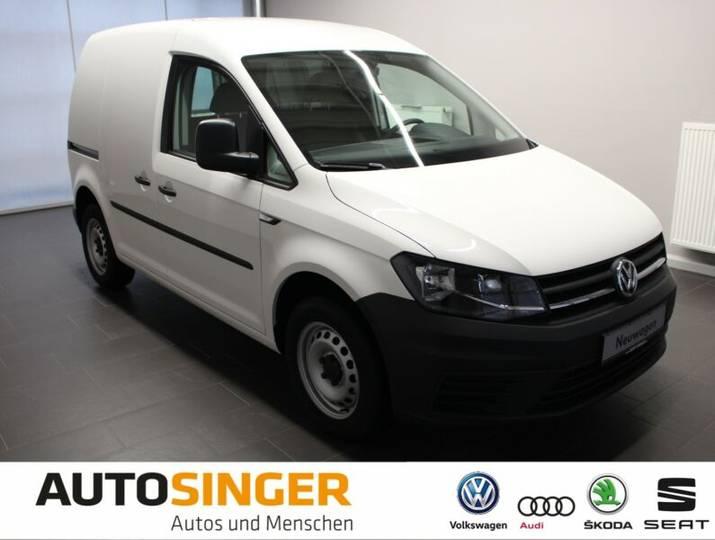 Volkswagen Caddy Kasten 2,0 TDI *AHK*Klima*TEL*PDC* - 2019