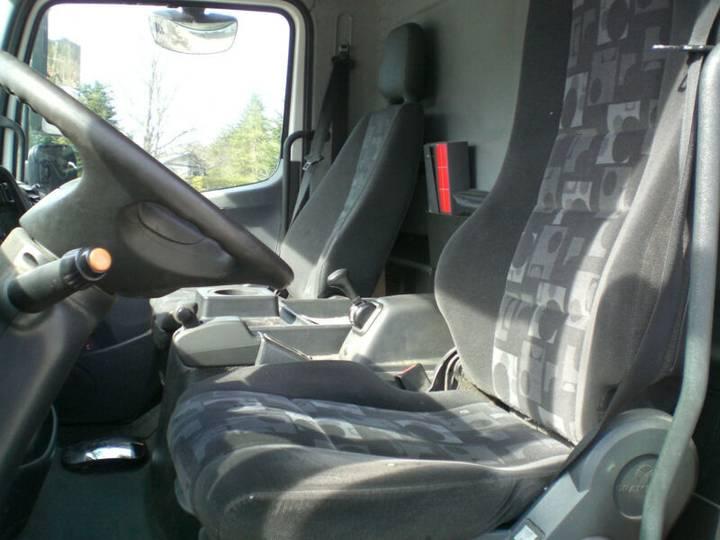 Mercedes-Benz 818 L Atego Pritsche Plane Ladebwordwand - 2010 - image 12