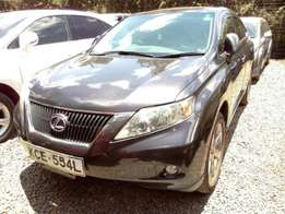 2009 Locally Used Lexus, RX Petrol for sale - KSh3,250,000