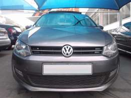 2013 Volkswagen Polo 6 1.6 TDi Panoramic Sun Roof