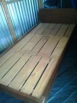 Bed (not detachable) 3ftx 6 for sale in Nakuru pipeline