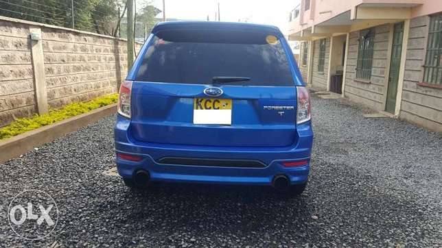 Subaru Forester XT, 2008, KCC, Auto, Turbo, Lots of Extras, Very Clean Nairobi West - image 4