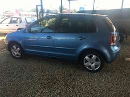 2006 Blue VW Polo 1.6 For Sale