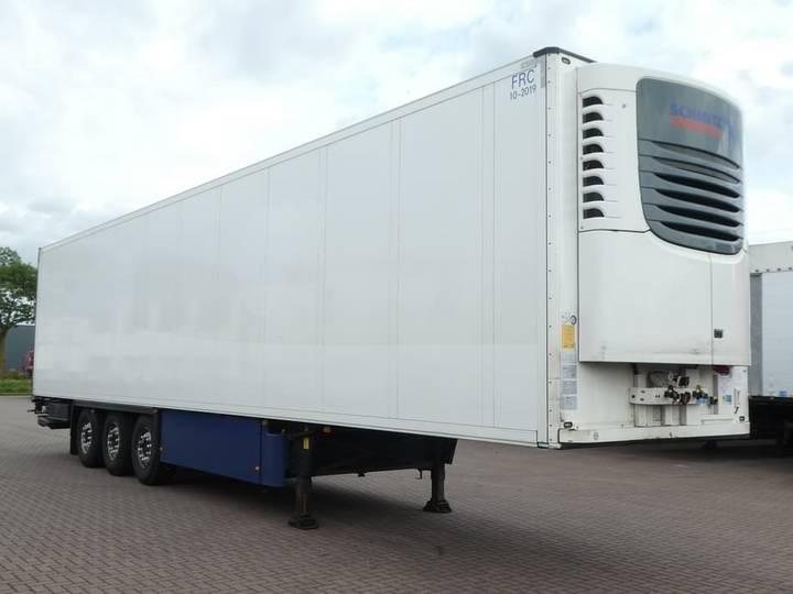 Schmitz Cargobull SKO 24 DOPPELSTOCK tail lift/ lift axle - 2013