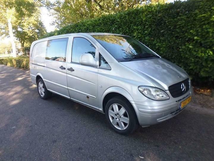 Mercedes-Benz VITO 115 CDI Bj'05-2005 AIRCO !!! Kasten - 2005