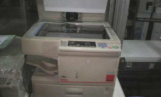 Ex uk photocopier machine for sale ricoh very easy to use and handle Nairobi CBD - image 3