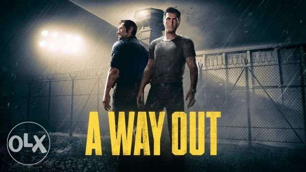 A Way Out  للكمبيوتر
