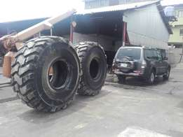 Cheap Big tyre for sales