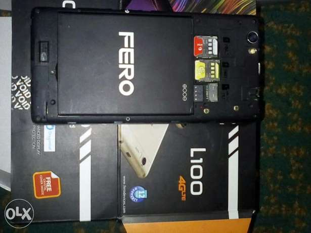 Few weeks old fero l100 with accessories Ikorodu - image 2